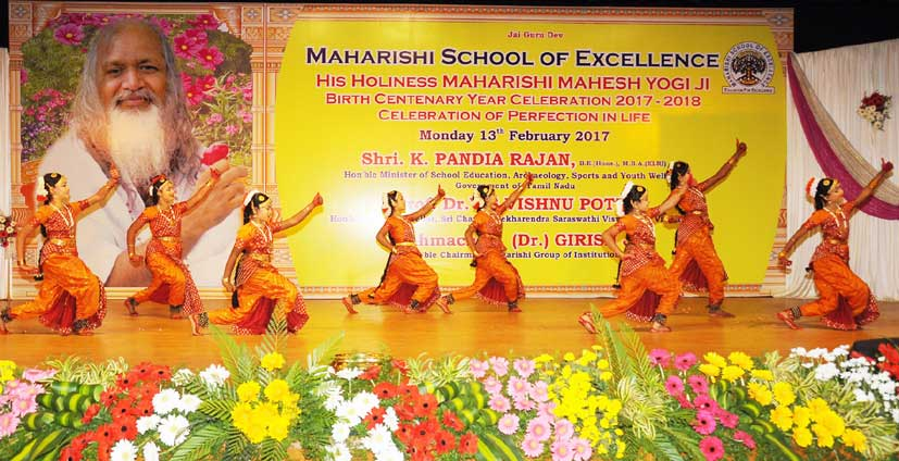 students of MSE chennai have presented beautiful dance cultural programme