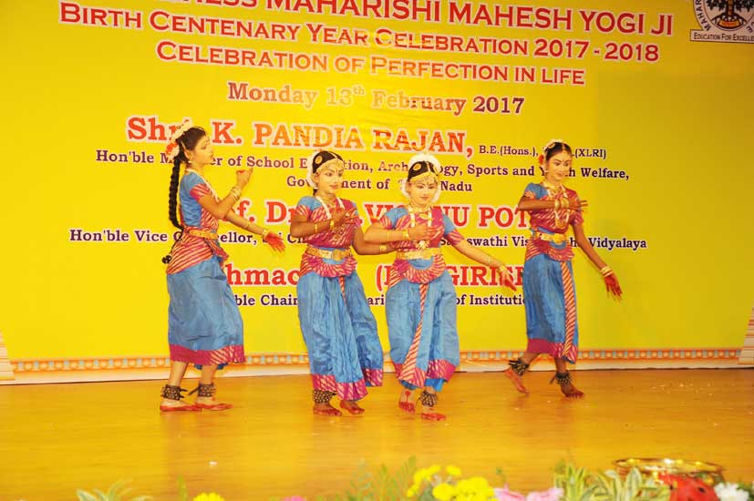 students of MSE chennai have presented cultural programme