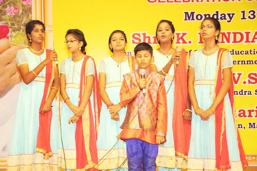 Students of MSE Chennai have presented beautiful cultural programme